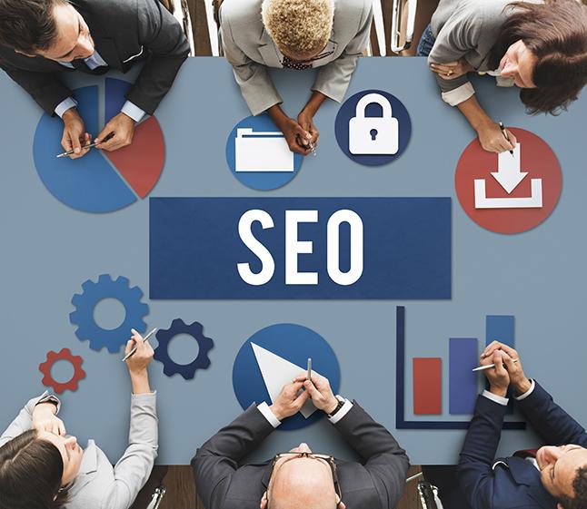 SEO | Material Handling Companies